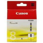 Canon CLI-8Y originální cartridge / 13 ml / žlutá (0623B001)