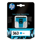 HP C8771 origin�ln� cartridge 363 / Photosmart 3210, 3310 / 4 ml / Modr�