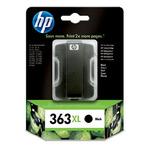 HP C8719 originální cartridge 363 / Photosmart 3210, 3310 / 17 ml / Černá (C8719EE)