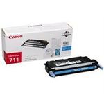 Canon 711C originální toner / LBP5300/5360 / 6.000 stran / modrá (1659B002)