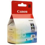 Canon CL-38 originální cartridge / 11 ml / barevná (2146B001)