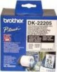 Brother DK22205 - pap�rov� role 62mm