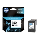 HP CB335EE Ink Cart No.350 pro OJ 5780, 5785, 4,5ml, Black (CB335EE)