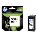 HP CB336EE originální cartridge 350XL / Designjet Z2100, 3100 / 25 ml / Černá / výprodej (CB336EE)