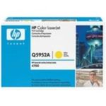 HP Q5952A originální toner / CLJ 4700 / 10.000 stran / Žlutý (Q5952A)