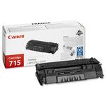 Canon CRG-715 / tonerová kazeta / LBP3310 / 3370 / černá (1975B002)
