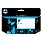HP C9374 originální cartridge 72 / DesignJet T610, T620 / 130 ml / Šedivá (C9374A)
