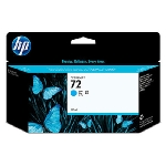 HP C9371 originální cartridge 72 / DesignJet T610, T620 / 130 ml / Modrá (C9371A)