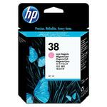 HP C9419 originální cartridge 38 / Photosmart Pro B9180 / 27 ml / Světle fialová (C9419A)