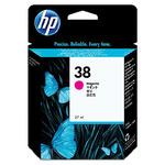 HP C9416 originální cartridge 38 / Photosmart Pro B9180 / 27 ml / Fialová (C9416A)
