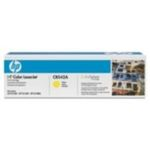 HP CB542A originální toner / CLJ 1x15, 1312 / 1.400 stran / Žlutý (CB542A)