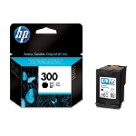 HP CC640EE Ink Cart No.300 pro DJ F4280, D2560, D2660, 4ml, Black (CC640EE)