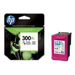 HP CC644EE originální cartridge 300XL / Deskjet D2560 / 11 ml / Barevná (CC644EE)