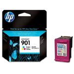 HP CC656AE originální cartridge 901 / OfficeJet J4580 / 9 ml / Barevná (CC656AE)