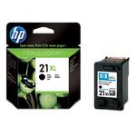 HP C9351 originální cartridge 21XL / Deskjet D2360 / 12 ml / Černá (C9351CE#BA5)
