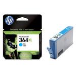 HP CB323EE originální cartridge 364XL / Photosmart 5510, 7510 / 6 ml / Modrá (CB323EE)