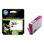 HP CB324EE originální cartridge 364XL / Photosmart 5510, 7510 / 6 ml / Fialová (CB324EE)