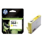 HP CB325EE originální cartridge 364XL / Photosmart 5510, 7510 / 6 ml / Žlutá (CB325EE)