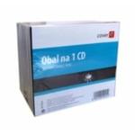Krabička na 1*CD / černá - 10ks (COVERIT1)