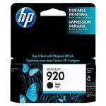 HP CD971AE originální cartridge 920 / Officejet 6500 / 10 ml / Černá (CD971AE)