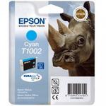 Epson T1002 originální cartridge / 11.1 ml / Modrá (C13T10024010)