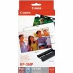 CANON KP36IP / papír do termosublimační tiskárny / 10x15 / 36ks (7737A001AF)