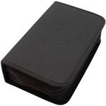 Cover IT pouzdro na 128 CD/DVD / Nylon / Černé (29040)