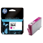 HP CB319EE Ink Cart No.364 pro D5460, C5380, 3ml, Magenta (CB319EE)