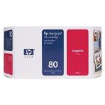 HP C4847A originální cartridge / HP DesignJet / 350 ml / Magenta (C4847A)