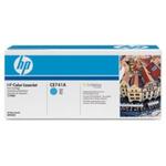 HP CE741A originální toner / CLJ CP5225 / 7.300 stran / Azurový (CE741A)