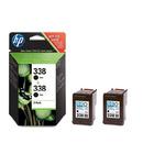 HP CB331EE originální cartridge 338 / Deskjet 5740, 6540 / 11 ml / Černá 2ks (CB331EE)