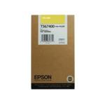 Epson originální inkoustová kazeta / Stylus Pro 9400 / 220ml / žlutá (C13T612400)