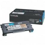 Lexmark C500N/X50x originální toner/ C500H2CG / Cyan (C500H2CG)
