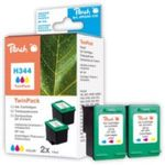 Peach 344 alternativní cartridge / HP Photosmart 375 / 2x21 ml / Barevná (313035)