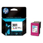 HP CH562EE originální cartridge 301/ Deskjet 1000, 1050 / 3 ml / Barevná (CH562EE)