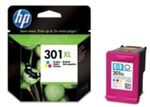 HP CH564EE Ink Cart No.301XL pro DJ2050,3050,D1000,D2000,D3000, 6ml, Color (CH564EE)