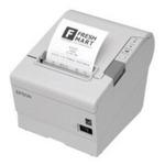 EPSON TM-T88V/ pokladní / termo / USB+seriová / bílá (C31CA85012)