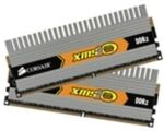 Corsair XMS2 DHX 4GB DDR2 800MHz / 2x2GB KIT / CL5 / 1.8V (TWIN2X4096-6400C5DHX)