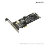 ASUS XONAR DX/XD / EAX2.0 / 7.1CH / Low Profile / PCI-E X1 (90-YAA060-1UAN00Z)