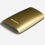 Verbatim PORTABLE / 500 GB / 5400ot. / 2.5 / 8 MB Cache / USB 2.0 / Zlatý (47573)