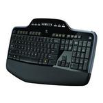 Logitech Wireless Desktop MK710 / Klávesnice + myš / USB / US (920-002440)