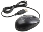 HP Optical USB Travel Mouse
