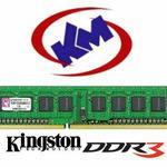 Kingston 4GB DDR3 1333MHz / CL9 / 1.5V (KVR1333D3N9/4G)