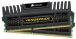 Corsair Vengeance Black 8GB DDR3 1600MHz / 2x4GB KIT / CL9 / 1.5V / XMP (CMZ8GX3M2A1600C9)