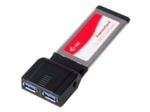 i-Tec USB 3.0 Express Card (2 Port) / �adi� / 2x USB 3.0