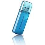 SILICON POWER HELIOS 101 / 8GB / Flash disk / USB 2.0 / Hlníkový / Modrý (SP008GBUF2101V1B)
