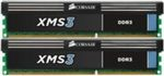 Corsair XMS3 8GB DDR3 1600MHz /2x4GB KIT /CL9 (CMX8GX3M2A1600C9)