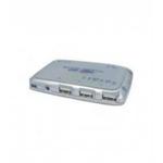 Čtečka karet PremiumCord 16v1 / externí / USB 2.0 / stříbrná (8592220000035)
