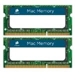 Corsair 8GB SO-DIMM DDR3 1333Mhz / 2x4GB KIT / CL9 / 1.5V / pro Apple (CMSA8GX3M2A1333C9)