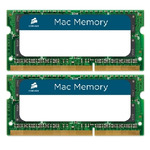 Corsair 8GB SO-DIMM DDR3 1066Mhz / 2x4GB KIT / CL7 / 1.5V / pro Apple (CMSA8GX3M2A1066C7)